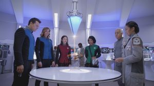 the orville episode 1 old woulds