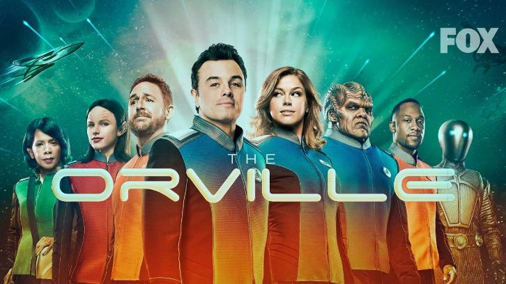 the orville tv show seth macfarlane