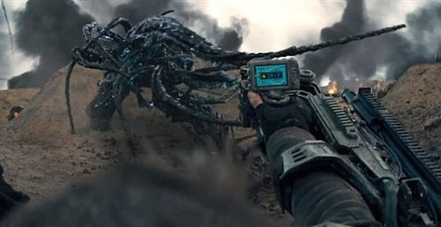 mimics edge of tomorrow